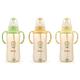 Bình sữa hồ lô tay cầm hút tự động nhựa PPSU simba 320ml