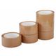 Băng keo dán thùng giấy đục ( Lốc 6 cuộn )