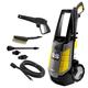 Máy bơm xịt rửa xe cao áp Lavor Vertigo 28 - 2800W - 180 bar cực mạnh