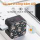 Củ sạc thông minh Maoxin 2 chính hãng - 2 cổng USB