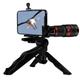 Lens tele zoom 20x Pellet cho điện thoại - Mẫu bắn nằm siêu nét