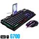 Bộ bàn phím giả cơ kèm chuột G700