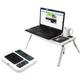Bàn có gắn đế tản nhiệt cho laptop M595 đa năng