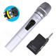 Micro không dây đa năng PC K3 Xingma chính hãng - Phù hợp karaoke hoặc hội trường