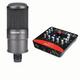 Combo Takstar SM8B Upod Pro MA2 Chân màn giá kẹp