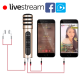Mic thu âm 3 in1 livestream C6