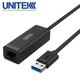 Cable chuyển đổi USB 3.0 to LAN Unitek Y3470 chính hãng