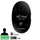 Bộ phát wifi 4G ZTE WD670 - Hõ trợ 31 thiết bị Only 4G