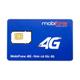 Sim 4G Mobi trọn gói 4gb/tháng/12 tháng