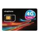 Sim 4G VinaPhone 5.5G/tháng/12 tháng không cần nạp tiền