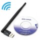USB Wifi 1 Ăng Ten LB-LINK BL-LW05-AR5 (Đen)