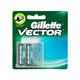 Lưỡi Dao cạo râu Gillette Vetor (2 lưỡi)