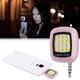 Đèn flash 16 bóng hỗ trợ chụp hình selfie