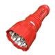 Đèn pin đa năng  2 in 1 QY 168 kiêm MP3