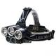 Đèn pin đội đầu CMON POWER 5 bóng LED siêu sáng