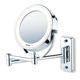 Gương trang điểm treo tường Beurer BS59 - Led Zoom 5 lần