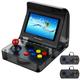 Máy chơi game cầm tay 4 nút Coolbaby Restro RS3000 - Có đi kèm thêm 2 tay game