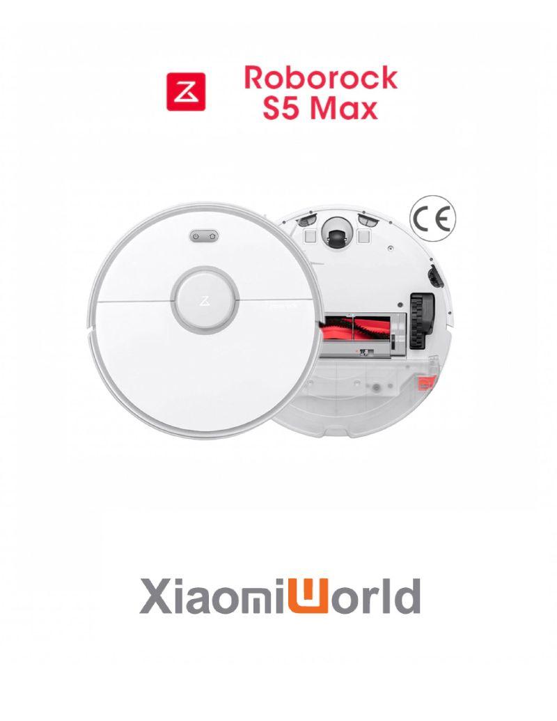 Robot hút bụi lau nhà Xiaomi Roborock S5 Max