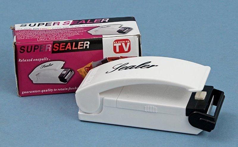 Máy hàn miệng túi Super Sealer