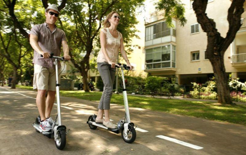 Xe điện tự cân bằng thông minh Monorover R4