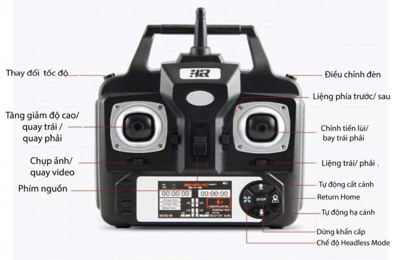 flycam SH5HD