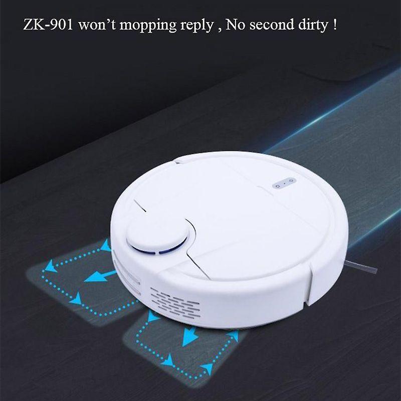 Robot hút bụi lau nhà Liectroux ZK901