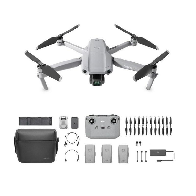 mavic air 2 combo