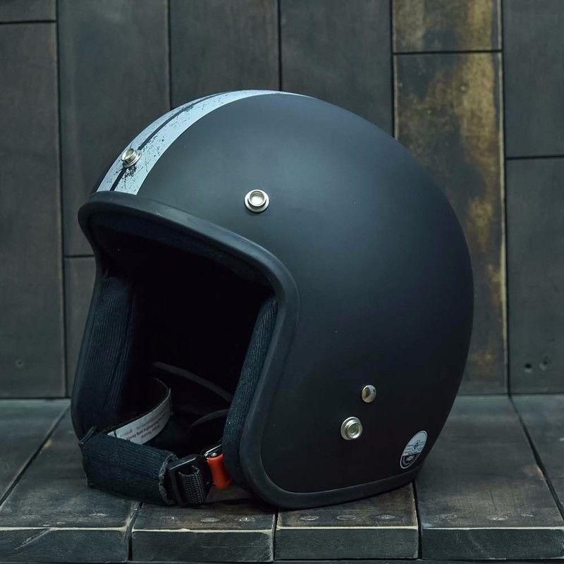 Mũ bảo hiểm 3/4 dammtrax