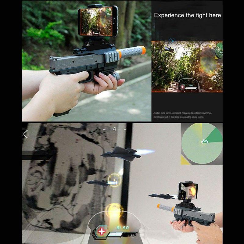 Súng chơi game thực tế ảo AR-GAME