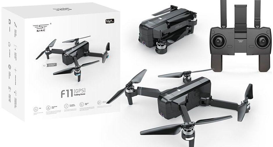 bộ sản phẩm flycam sjrc f11