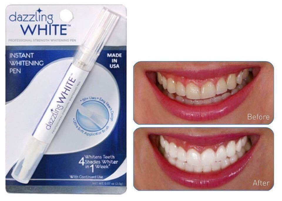 Bút làm trắng răng Dazzling White