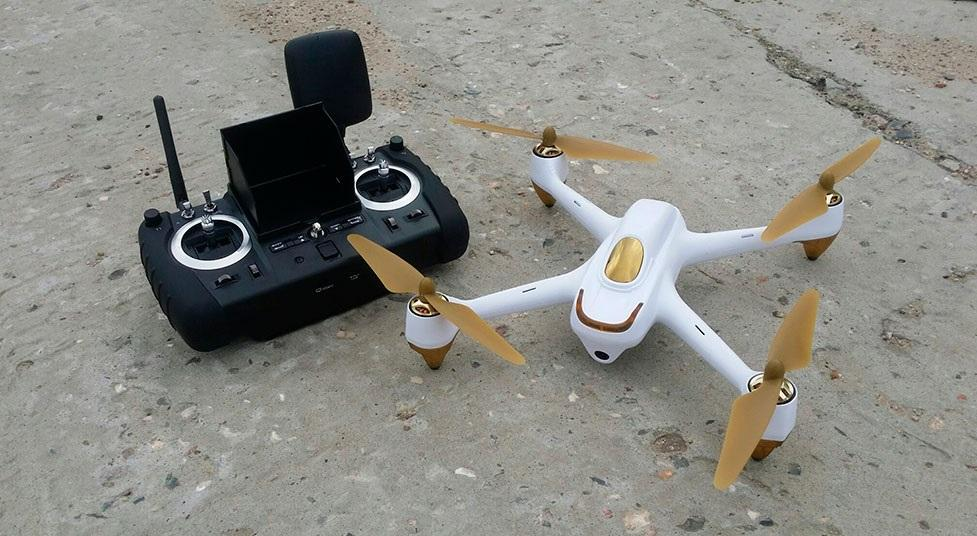 Flycam Hubsan H501S Professional