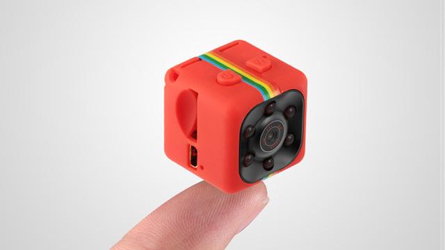Camera ngụy trang là gì ? Công dụng thật sự của camera ngụy trang
