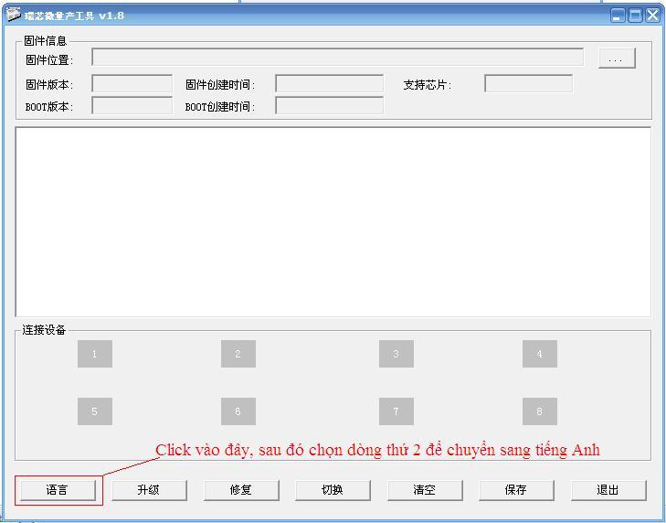 Hướng dẫn fix lỗi treo logo trên các dòng Android Box Q9, Q9s, A10.
