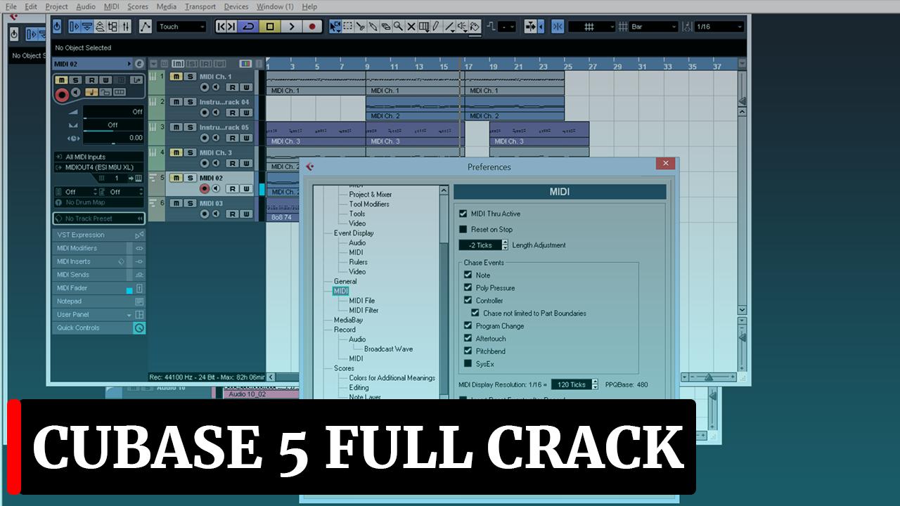 download cubase 5 full crack