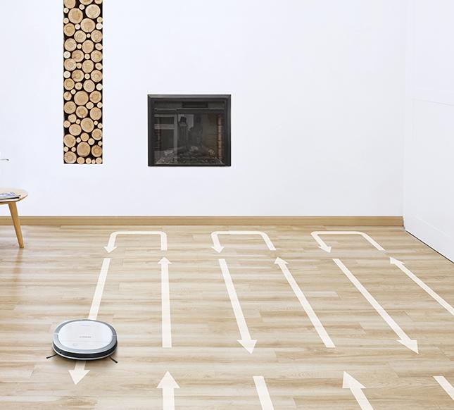 Robot hút bụi lau nhà DEEBOT SLIM 11 Bản Quốc Tế