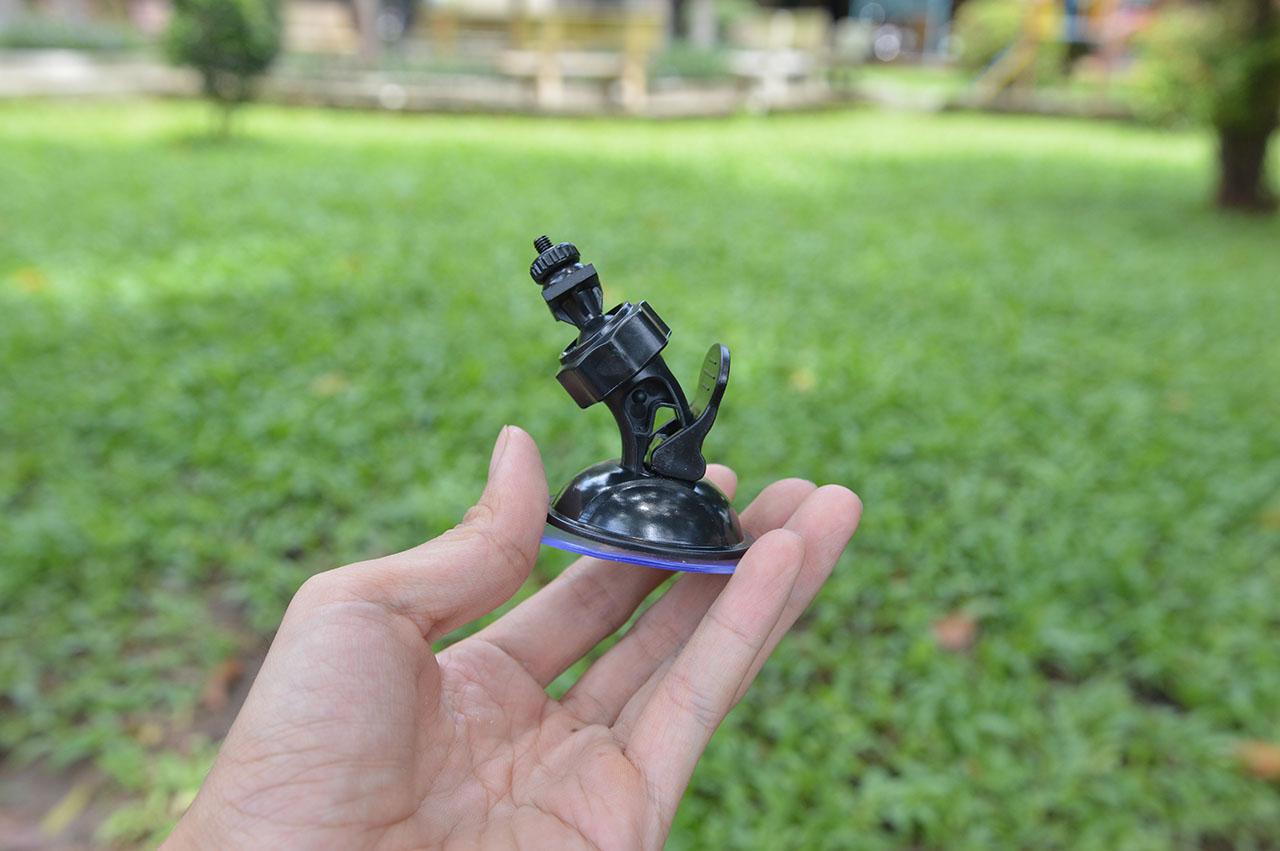 Camera hành trình Vietmap X004 Tiếng Việt - Có camera lùi chống nước
