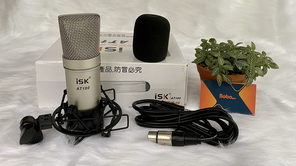 Micro thu âm chuyên nghiệp