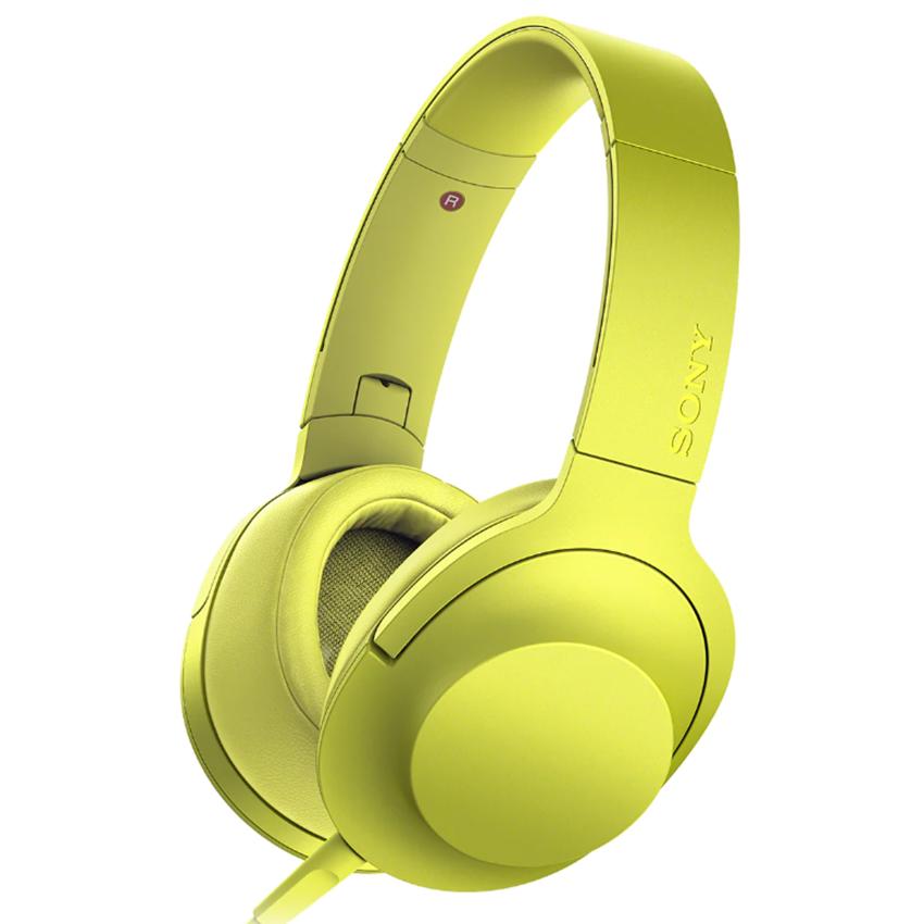 Tai nghe Headphone Sony MDR 100AP âm thanh cực kỳ hay