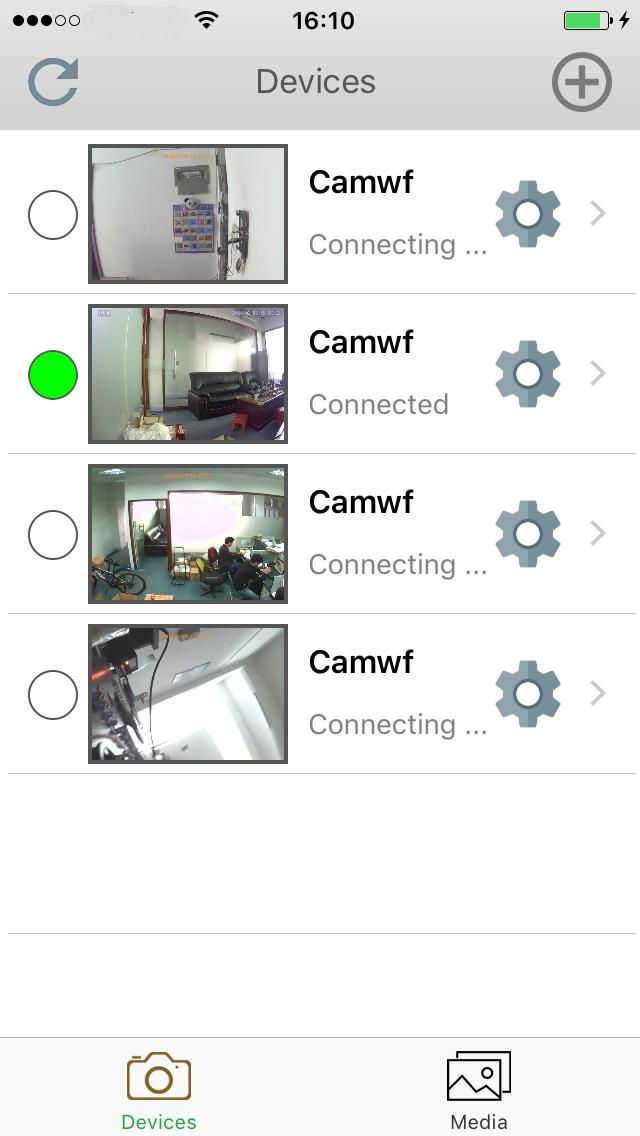Khung tranh để bàn camera giám sát giấu kín wifi full HD PZF17
