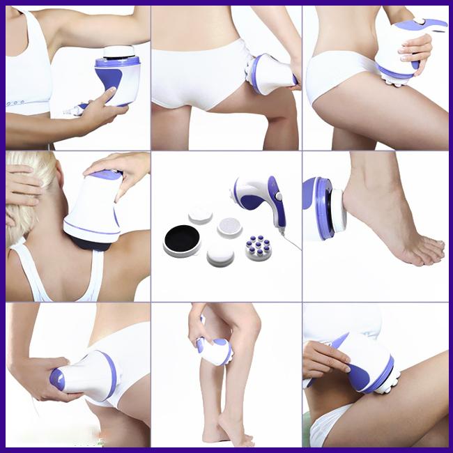 Máy massage cầm tay Relax Spin Tone giá rẻ
