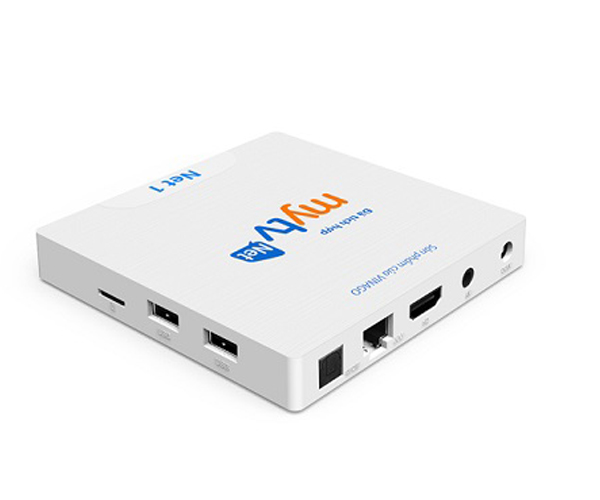TV Box NET1 MYTV NET chính hãng full 164 kênh bản quyền OTT